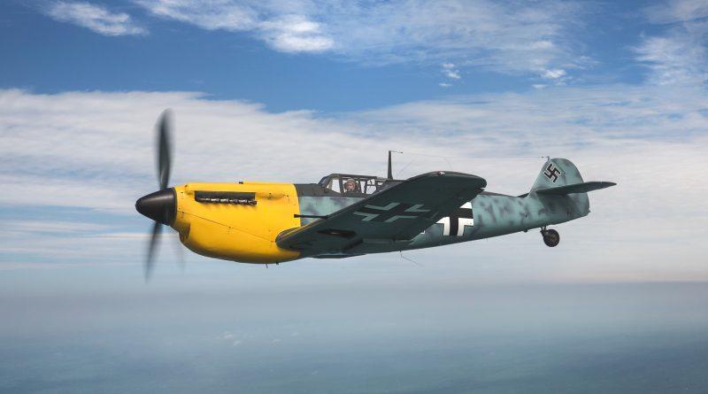 Messerschmitt-109 from Dunkirk Movie to perform at Airshow.