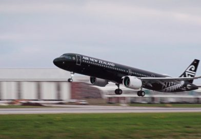 Air New Zealand's New A321neo