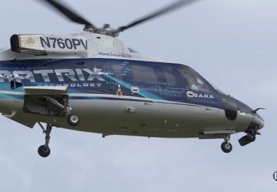U.S Army demonstrated a self-flying Sikorsky helicopter