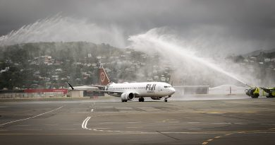 Fiji Airways first to launch new Boeing 737 MAX 8 aircraft in New Zealand