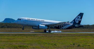 Kiwi airport executive to join Sunshine Coast Airport.