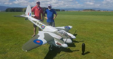 Model Mosquito to display at WOW2020