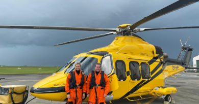 Co-pilots' careers take flight with launch of new cadet scheme.
