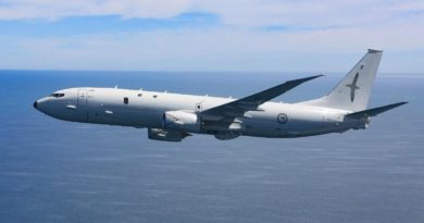 Boeing Awarded U.S. Navy Contract for NZ P-8 Training